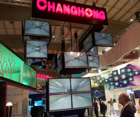 Changhong fiera
